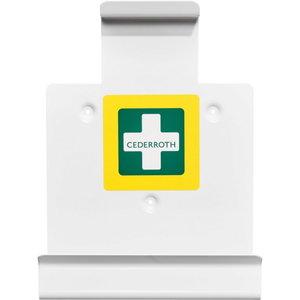 Sienas kronšteins pirmās palīdzības līdzekļu komplektiem 390103/39104, Cederroth