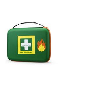 First Aid Burn Kit, Cederroth