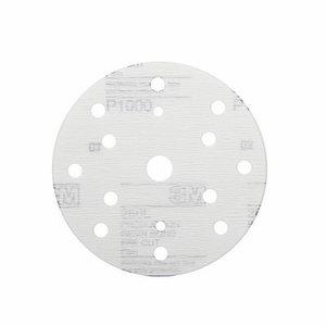 Slīpēšanas disks, 150mm P1000 260L/15 Hookit, 3M