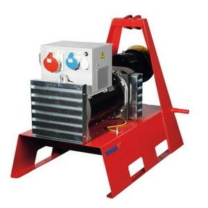 elektrigeneraator EZG 24/2  traktori jõuvõtuvõllile IP23 PTO