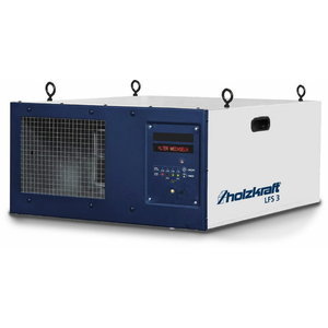 Intelligent ambient air filtration system, Holzkraft