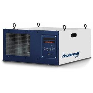 Pažangi aplinkos oro filtravimo sistema LFS 3, Holzkraft
