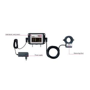 Elektronisks metin. gāzes regulētājs EWR MIG/MAG BASIC, Binzel