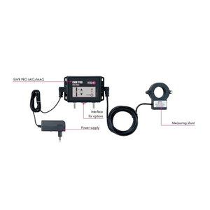 Elektrooniline keevitusgaasi regulaator EWR MIG/MAG PRO