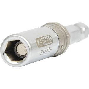 """1/4"""" Auto slimlock antgalių laikiklis 65 mm, KS tools"""