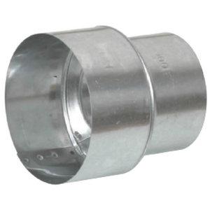Reduction sleeve Ø 150 mm wide, 100 mm narrow, Holzkraft