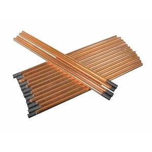 Ogļu elektrods 8.0x305mm, Binzel