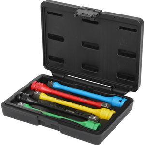 Torsion extension set 1/2 90-10-110-120-135 Nm KST, KS Tools