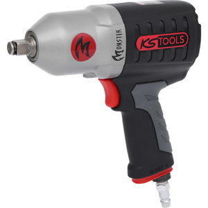 """High performance impact wrench 1/2"""" MONSTER, 1690Nm, KS Tools"""