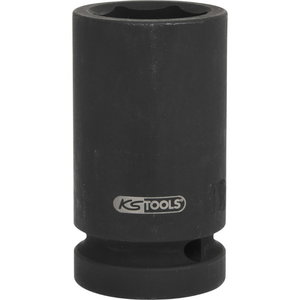 Hexagon impact socket 1´´ 24mm, deep, KS Tools
