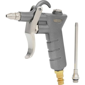 Pneumatic blow out pistol with extension, KS tools