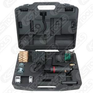 Pneumatic multi-grinder set 17-pcs, KS Tools