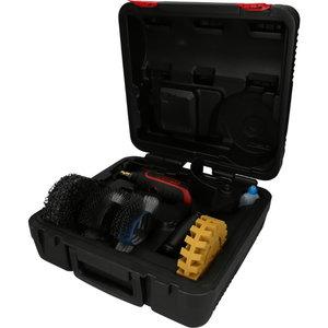 Pneumatic multi-grinder set, 8 pcs, KS Tools