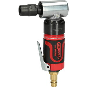 Mini-pneumatic angled die grinder, 19.000 r.p.m. SlimPOWER, KS Tools