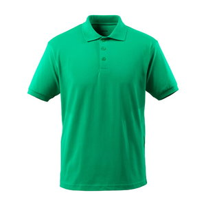 Polo shirt Bandol green, Mascot