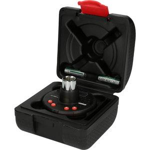 """1/2"""" Digital torque adapter with protractor, 10-200Nm, Kstools"""