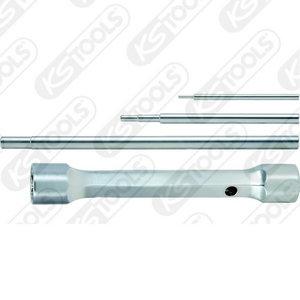 Divpusējā muciņatslēga 10x11mm ULTIMATE+, KS Tools