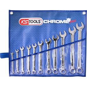 11 PCS COMBINATION WRENCH SET, KS Tools