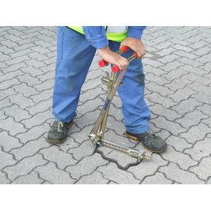 подъёмные клещи SZ для брусчатки и тротуарного камня, PROBST