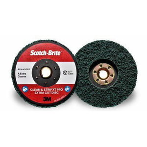 Valymo diskas  S XCRS 125x22mm XC-RD, 3M