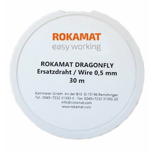 Coil of cutting wire 30m, Rokamat