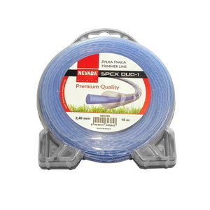 Trimmitamiil 2,4MM X 15M, Nevada SPCX Premium