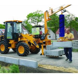 Vacuum Kerbstone Installation Machine JUMBO-BV-VARIO-B, Probst
