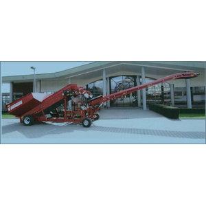 Receiving hopper-conveyor line  FL 512, Grimme