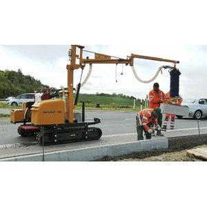 Uzstādīšanas un transportēšanas mašīna TRANSMOBIL TM-150-D-A, Probst
