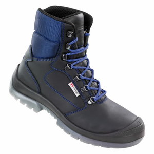 Winter safety boots Nebraska S3 CI SRC, black, Sixton Peak