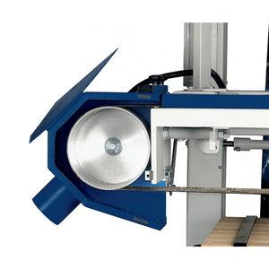 Lintlihvmasin LBSM 2505 ESE, Holzkraft