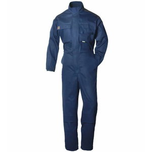 Overall for welders  5352 dark blue L, Dimex