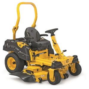 Nulles apgriešanās rādiusa mauriņa traktors Cub Cadet Z1 137