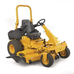 Nulles apgriešanās rādiusa mauriņa traktors Cub Cadet Z7 183