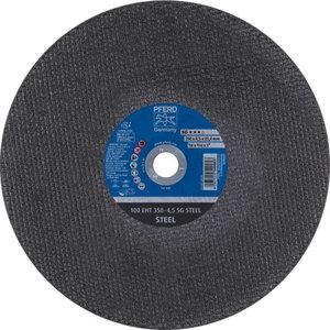 Diskas  100 EHT 350-4,5 A24 S SG 25,4, Pferd
