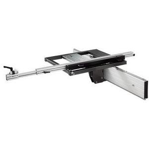 Sliding table carriage, 2000 mm. Precisa 6, Scheppach