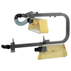 Suction attachment with 2 suction hood. Forsa 3.0