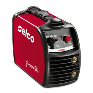 Elektrodinis suvirinimo aparatas Genesis 1500RC, Selco
