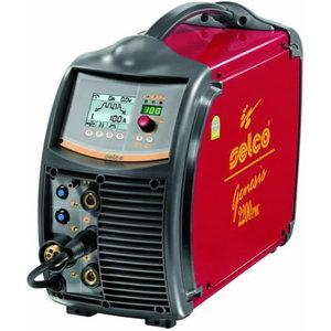 MIG-welder Genesis 2200 PMC, pulse, Böhler Welding