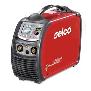 TIG suvirinimo aparatas GENESIS 2200 TLH EasyArc, Selco