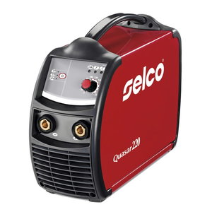 Elektrood-keevitusseade Quasar 220 400V-3f 220A, Selco