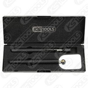 Teleskoop kompl peegel/magnet, KS Tools