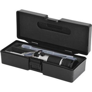 Refractometer-optical tester for battery fluid, KS Tools
