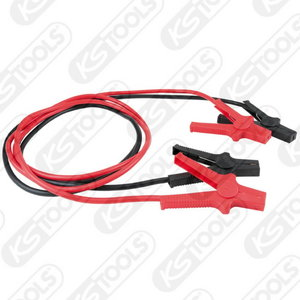 Jump leads set Ø50mm, KS Tools