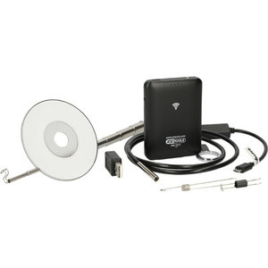 Wi-Fi videoscope set, 8 pcs., Kstools