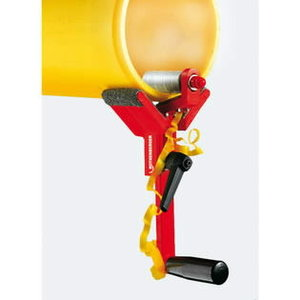 Plastmasas cauruļu galu apstrādes iekārta, 32-160 mm, Rothenberger