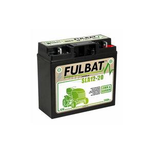 Akumulators  12V 21,1Ah SLA12-20, Fulbat