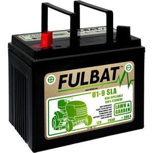 Akumulators  FULBAT 12V 28Ah U1-9 SLA, Fulbat