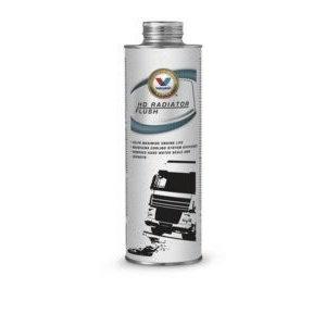 HD VPS Radiator Flush 1л жидкость для внутренней мойки охлаждающей системы, VALVOLINE