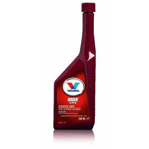 Autoķīmija benzīnmotoriem MAXLIFE FUEL SYSTEM CLEANER 350 ml, Valvoline